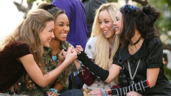 """""""Bratz: The Movie"""": The cartoon characters and dolls got a 2007 live action film about a group of high schools BFFs. (Hulu)"""