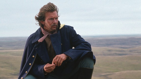 """""""Dances with Wolves"""":  Kevin Costner both directed and starred in this historical drama that won the Oscar for best picture. (Hulu)"""