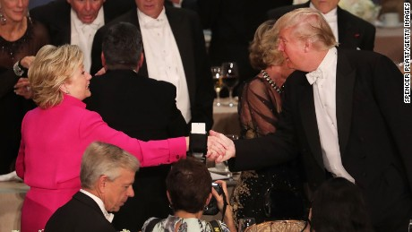 Al Smith V: Trump 'took it a little too far' at charity dinner