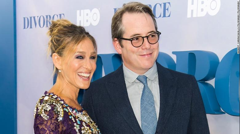 Matthew Broderick 'very grateful' for marriage to Sarah Jessica Parker