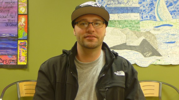Dustin French, who has a history of abusing painkillers and heroin, says Anchor may have saved his life. A 29-year-old resident of Providence, R.I., French received a peer counselor visit in the ED after he overdosed on heroin last April. He has been coming to the Anchor center for help since then.