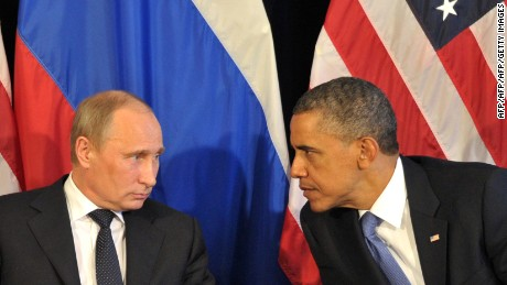 Russia gives US cold shoulder, saying relations between countries 'frozen'