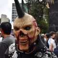 11 mexico city zobie walk 2016
