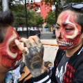 13 mexico city zobie walk 2016