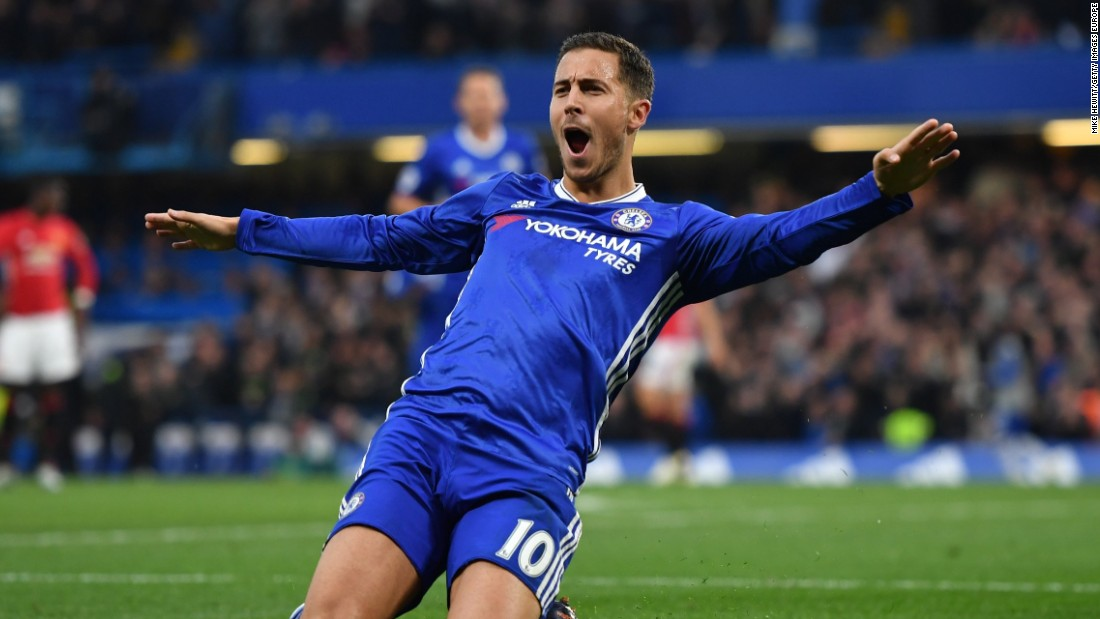 Gary Cahill made it 2-0 before Eden Hazard capped his man of the match performance with a fine solo goal. It ensured there was no way back for Mourinho and his side.