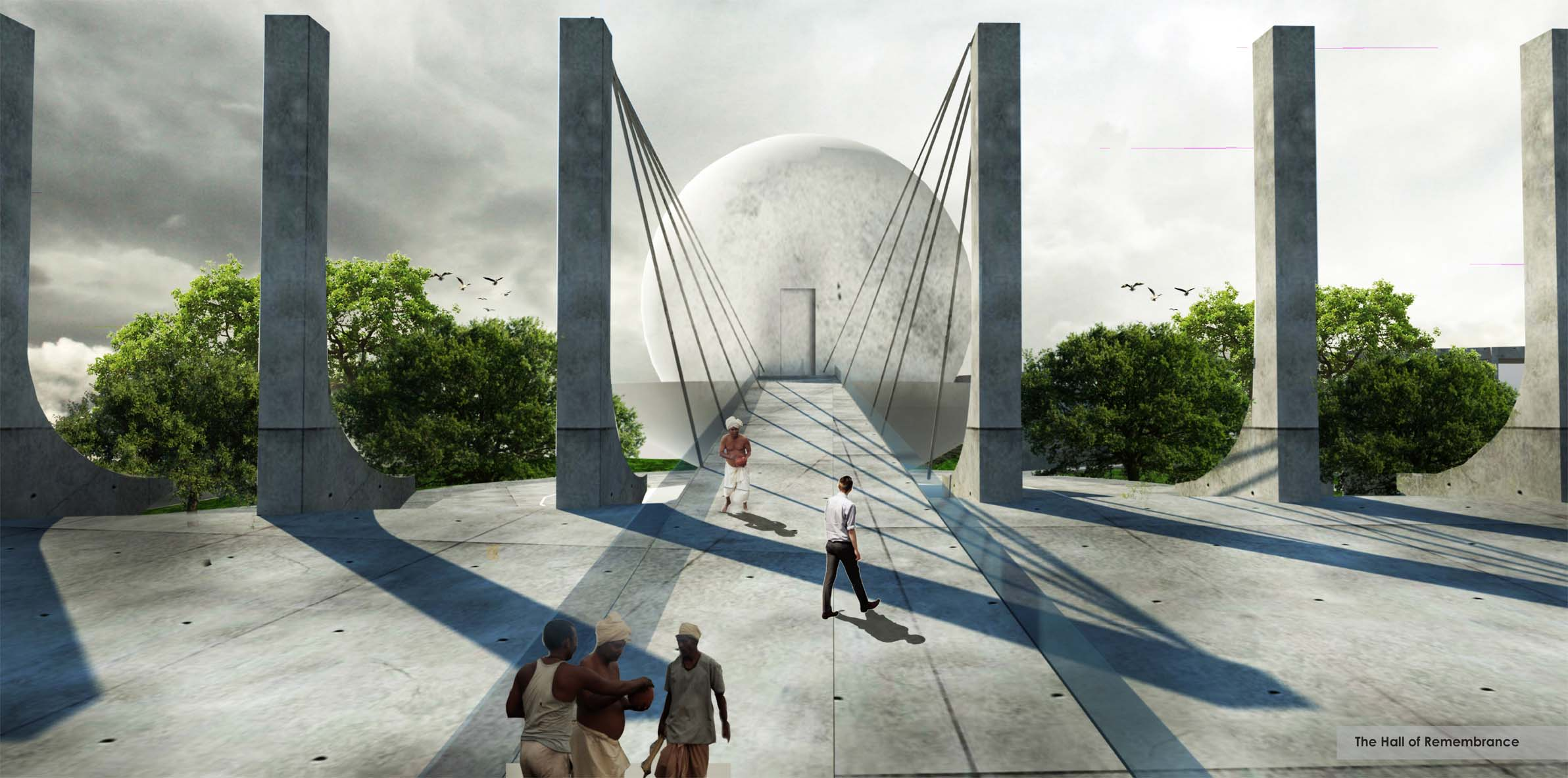 Dead Spaces: Architects Rethink The Afterlife   CNN Style