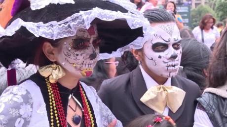 La Catrina Icono De La Sátira Y De La Muerte En México Cnn Video