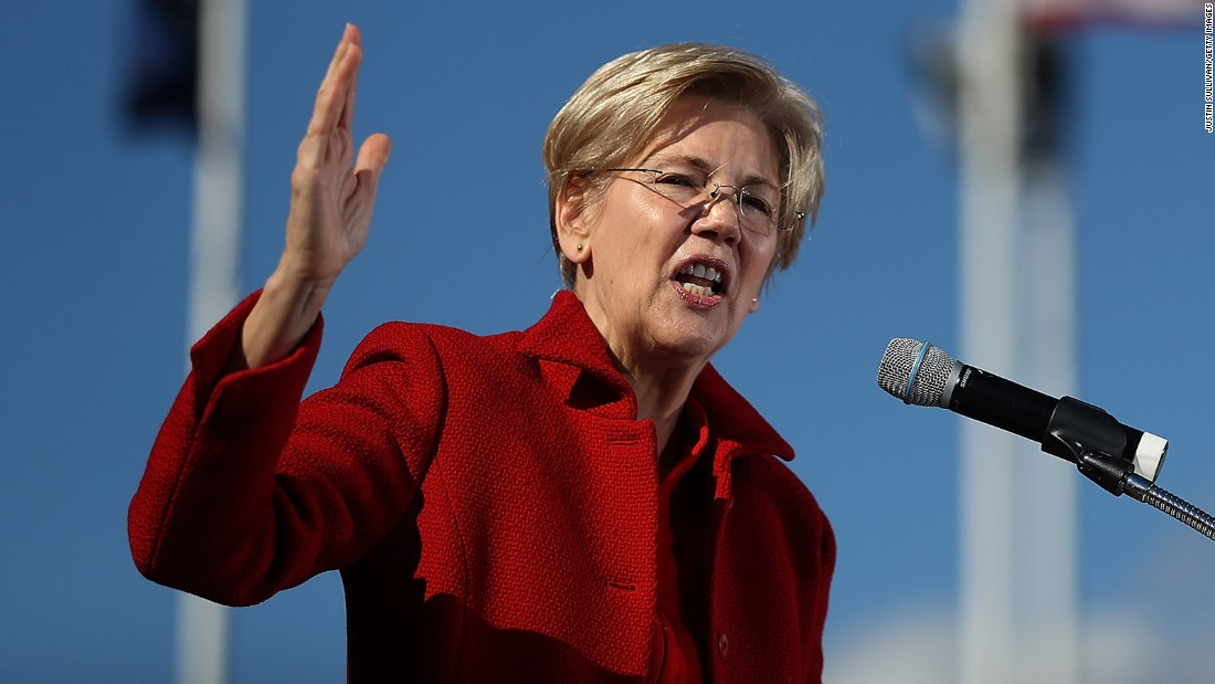 Elizabeth Warren is quietly working to defang Trump's 'Pocahontas' slur as 2020 looms