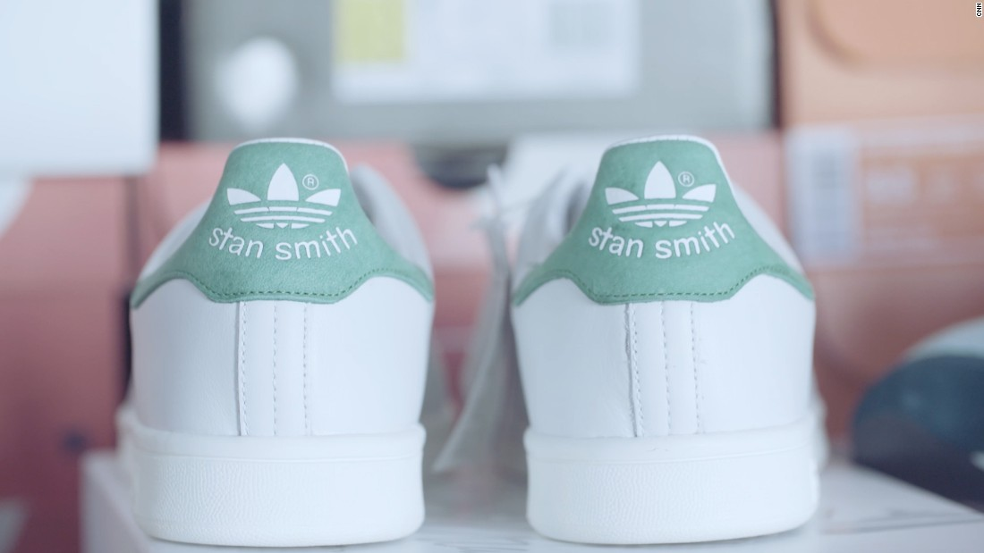 Stan Smith   I m a fashion icon -- it s crazy!  - CNN 4782958cf3843