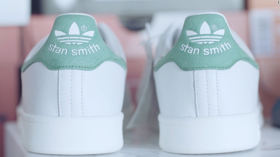 competitive price fc71a 4b2e8 Stan Smith   I m a fashion icon -- it s crazy!  - CNN