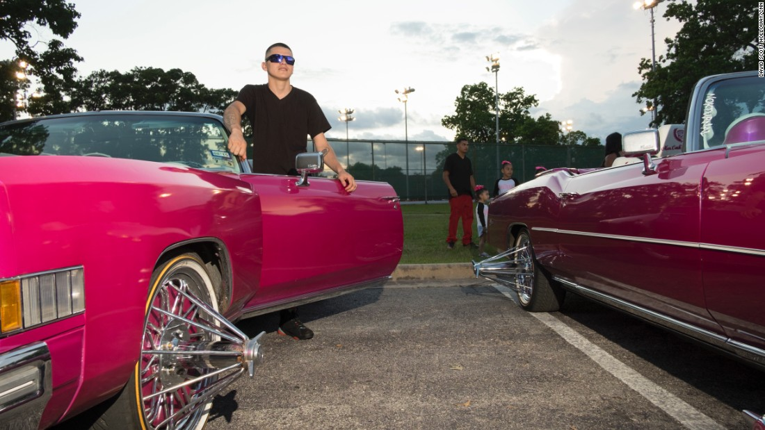 Swangin\' through Houston\'s slab scene | CNN Travel