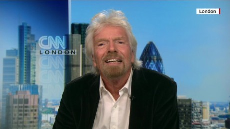 Richard Branson: Trump would be dangerous president