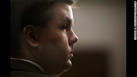 Justin Ross Harris listens to jury selection during his trial at the Glynn County Courthouse in Brunswick, Georgia.