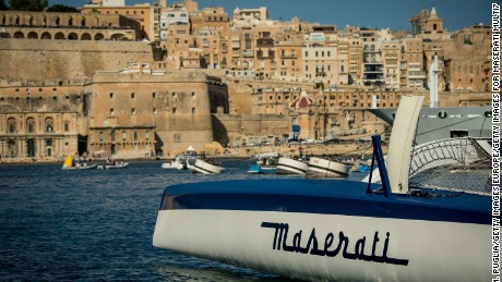 Middle Sea Race: Sailing amid the magic of the Mediterranean