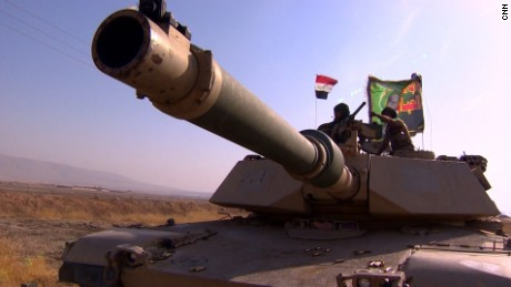 Military strategies in the fight for Mosul