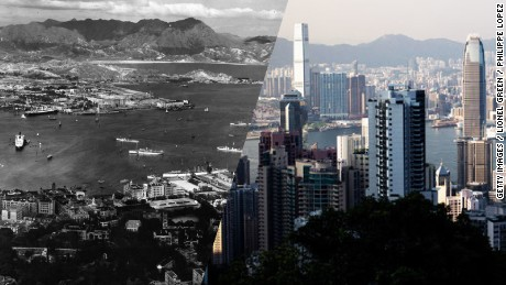 From ghost towns to megacities: The extreme transformation of Asia's city skylines