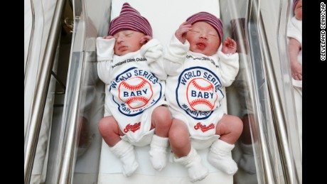 World Series babies get special gifts from hospitals