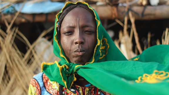 A Kwayam girl in the Dalori nomadic community. Northern Nigeria has become synonymous with car bombings, kidnappings and forced child marriages in the wake of Boko Haram. Born and raised in Maiduguri, 30-year-old Fati Abubakar has been capturing residents living under the Islamic militants shadow. Her Instagram account @bitsofborno aims to document everyday life in Borno State, an area known for frequent Boko Haram attacks. While acknowledging the fear and violence that Boko Haram has caused, her images focus on hope and resilience.