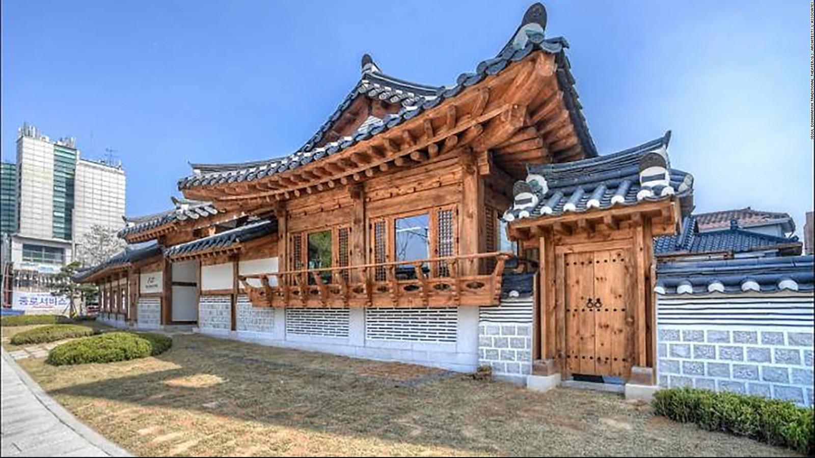 Hanok Traditions Inspire Modern Korean Design Cnn Style