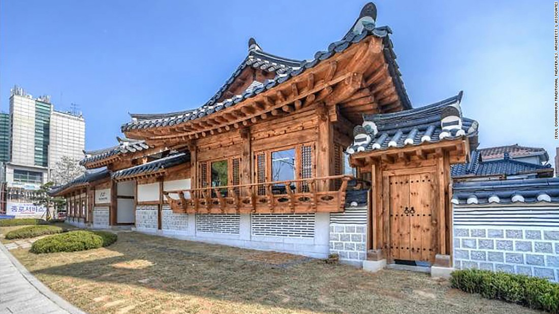 Hanok Traditions Inspire Modern Korean Design