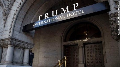Government Watchdog Examining GSA39s Dealings With Trump Hotel Lease