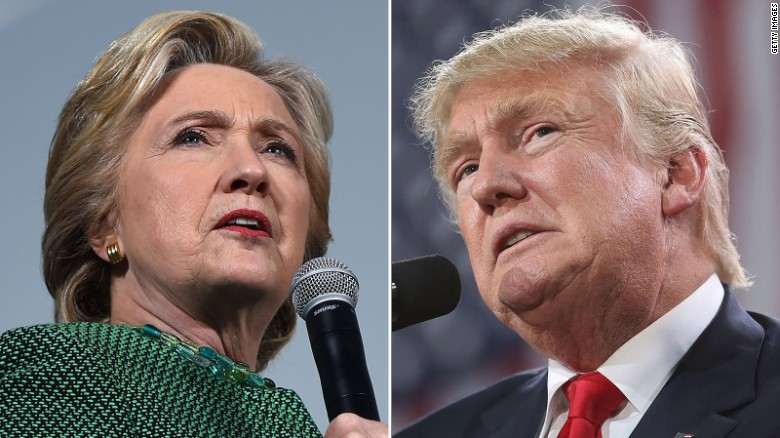 Poll shows Trump and Clinton in tight race for Florida
