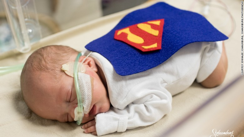 Nicu Babies Get Handmade Costumes For First Halloween At St Luke