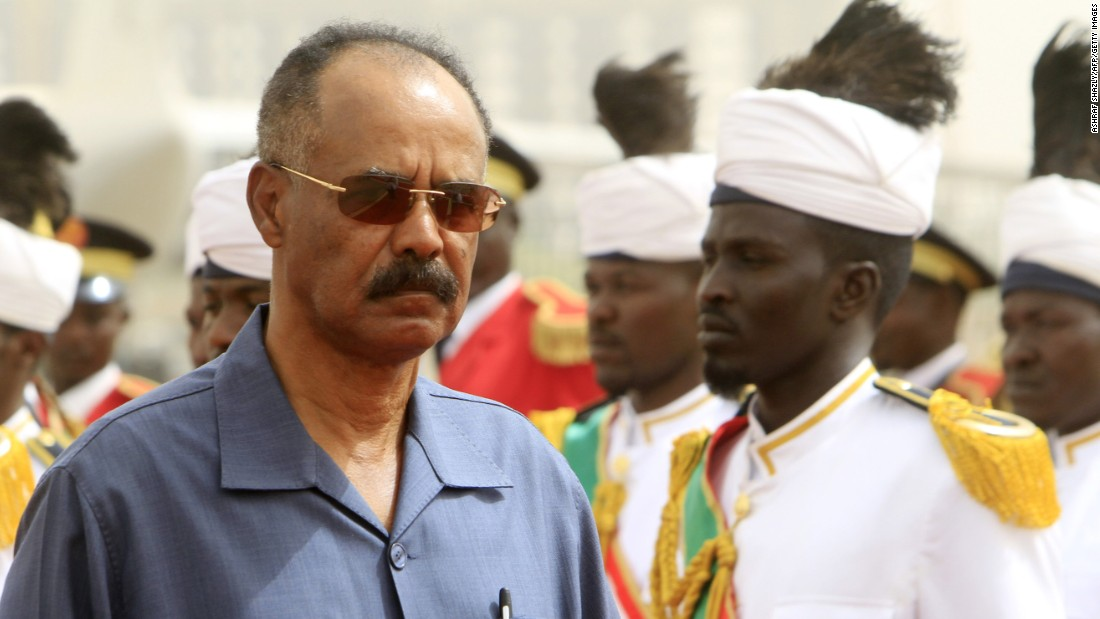 UN lifts nearly decade-old sanctions on Eritrea