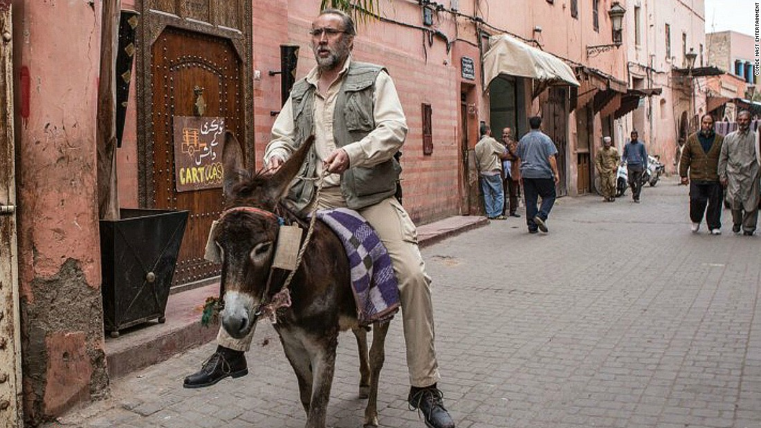 "In his new comedy, ""Army of One"", Nicolas Cage plays an American civilian who sets off to Pakistan to hunt down Osama Bin Laden, as seen in the newly released <a href=""https://www.youtube.com/watch?v=RYsPEl-xOv0"" target=""_blank"">trailer</a>."