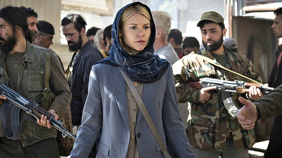 """Also big budget television shows have begun to find their way to the Moroccan studios. Season six of """"Homeland"""", for example, was partly filmed in Morocco this year to recreate a backdrop resembling Abu Dhabi and Israel."""