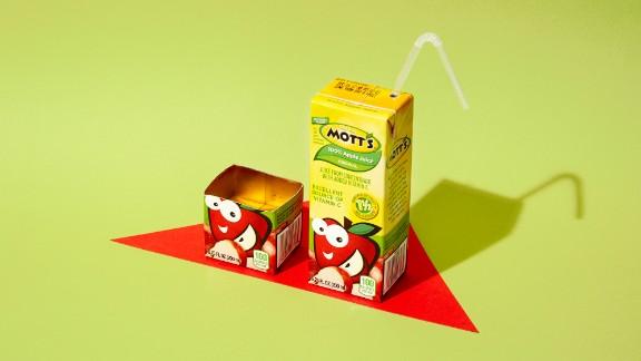 For a 6.75-ounce carton of Mott