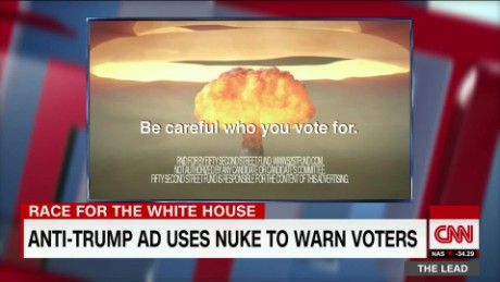 new ad questions trump's nuclear temperament bill bradley the lead_00005117