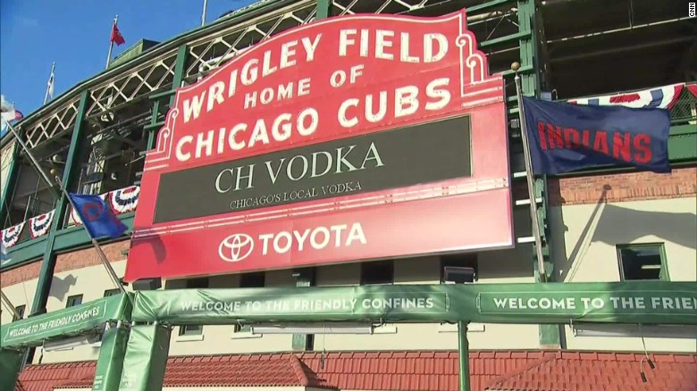 World Series returns to Chicago's Wrigley Field