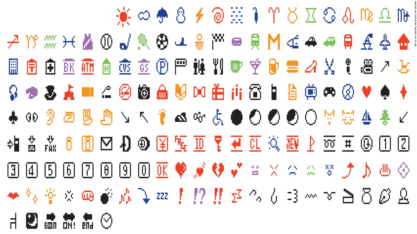 Japanese Emoji Design Expressing Emotions In The Digital Age Cnn