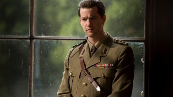 """""""Close to the Enemy"""" : An all-star cast including Jim Sturgess, Alfred Molina and Angela Bassett appear in this lavish British drama set in a bomb-damaged London hotel during the aftermath of WWII. (Acorn TV)"""