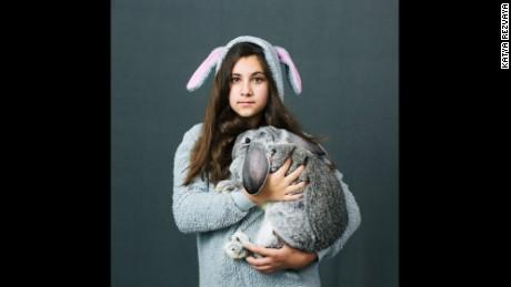 Oh my God, so many rabbits' - CNN