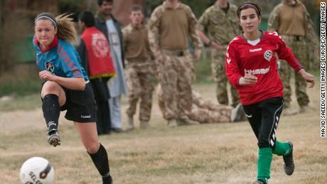 76f83d319 Khalida Popal  How Afghanistan s football captain changed the face ...