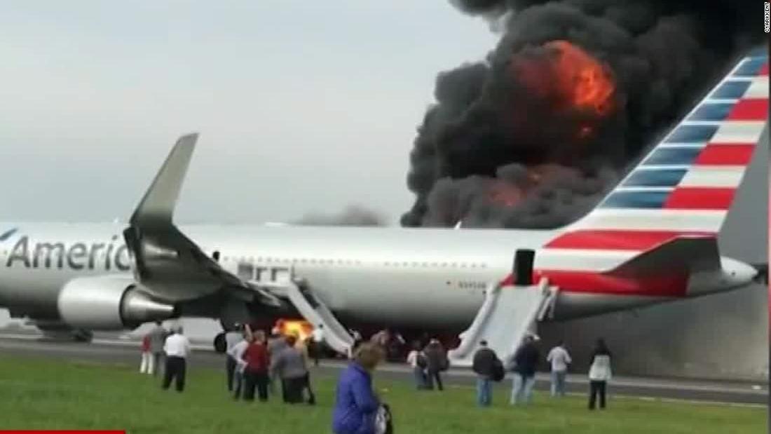 Kenya Airways Plane Crash 2007