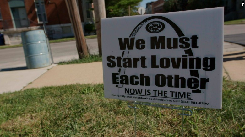 In St. Louis, race still divides