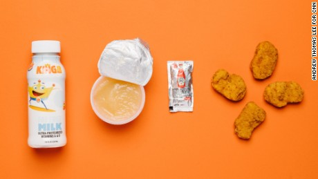 Burger King's menu, as selected by a nutritionist - CNN