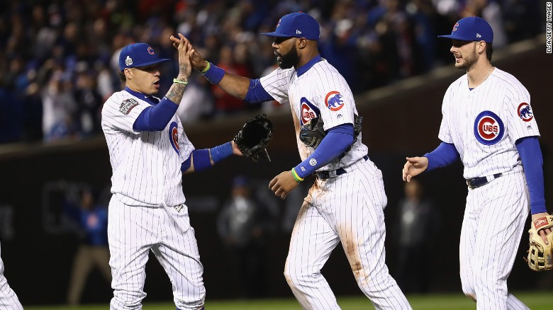 Cubs 3-2 win over Indians force Game 6