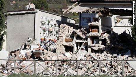 41ac090193bed1 Italy earthquake  6.6-magnitude tremor rocks nation s center - CNN