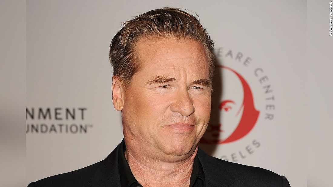 Val Kilmer Talks About Battling Cancer Cnn