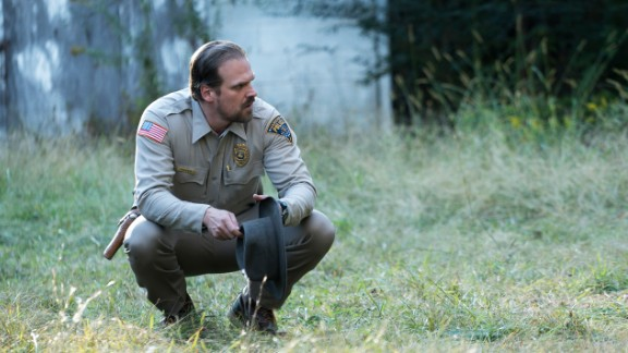 """Our pick: David Harbour, """"Stranger Things""""<br />Harbour lost out to John Lithgow's Winston Churchill last year, but he looks like a strong contender to get a chance to reprise his fiery SAG Awards speech in what is, admittedly, an absolutely loaded category, including two-time winner (and seven-time nominee) Peter Dinklage, who was out of the running last year because """"Thrones"""" missed the eligibility window. Also, don't rule out Joseph Fiennes if """"The Handmaid's Tale"""" mounts the equivalent of a season-two sweep.<br />Other nominees: Nikolaj Coster-Waldau (""""Game of Thrones""""), Peter Dinklage (""""Game of Thrones""""), Mandy Patinkin (""""Homeland""""), Matt Smith (""""The Crown""""), Joseph Fiennes (""""The Handmaid's Tale"""")"""