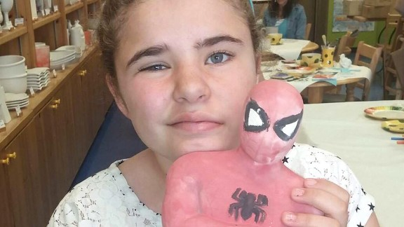 """""""She had the softest heart. She would have talked superheroes and batman with anyone,"""" Bethany's mom said."""
