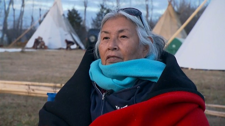 Built on sacred land: 'It's going to be a battle'