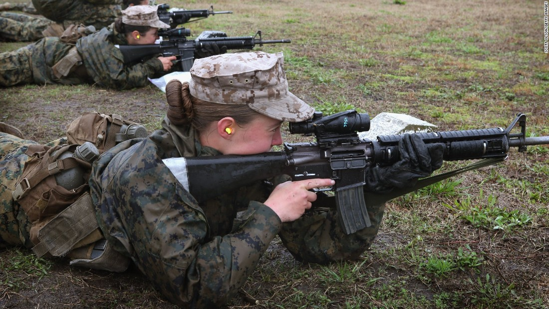 Opinion: Why women should also be required to register for the draft