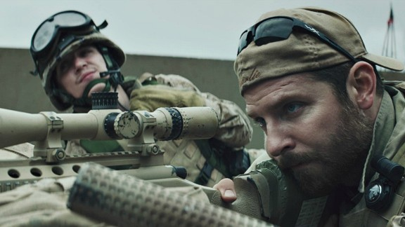 Starring Bradley Cooper and Sienna Miller, the film depicts the struggles of a Navy SEAL from Texas who gets deployed to Iraq.