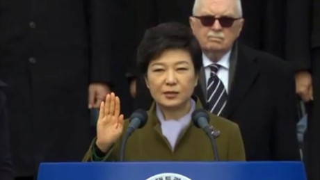 Scandal surrounds South Korean President Park Geun-hye