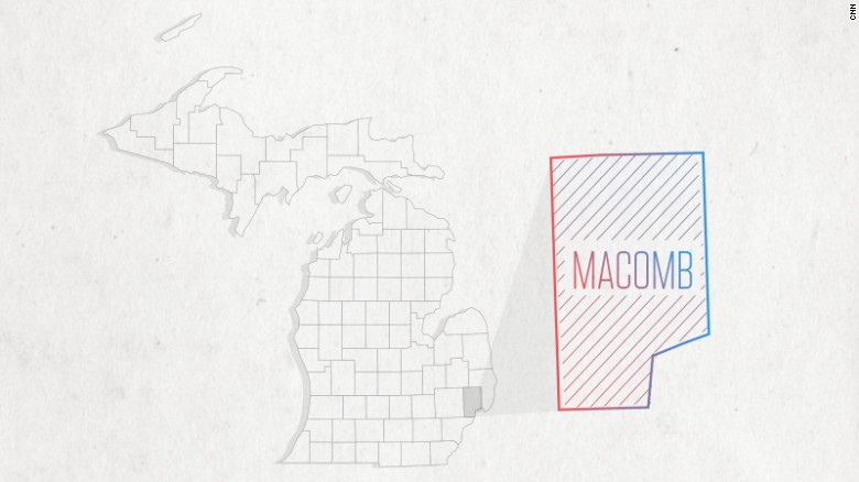 Critical Counties — Macomb, Michigan: A must-win outside Detroit